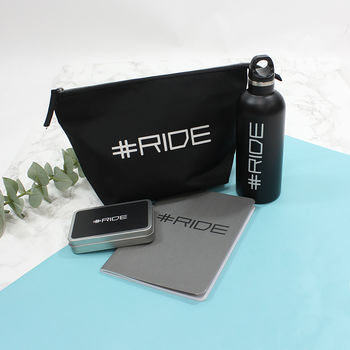#Ride Bike Gift Set