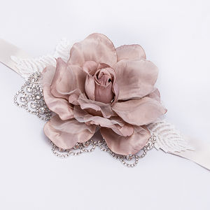 Olivia Rose Bridal Belt - belts
