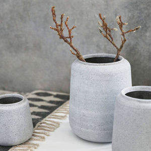 Concrete Planter - home accessories