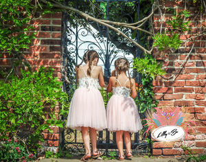 Juliette ~ Tutu Dress - wedding and party outfits
