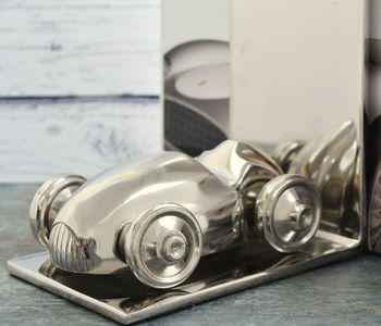 Classic Car Bookends