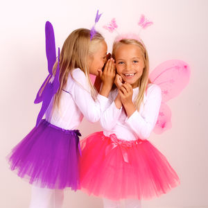 Princess Fairy Set In Various Colours - children's parties