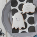 'If You've Got It Haunt It' Ghost Biscuits