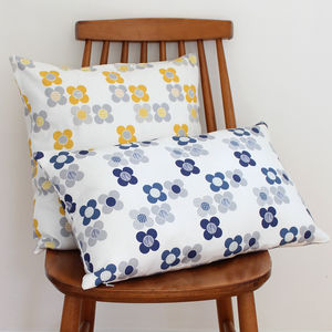 Mod Flowers Cushion