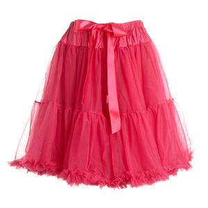 Womens Petticoat In A Range Of Colours - skirts & shorts