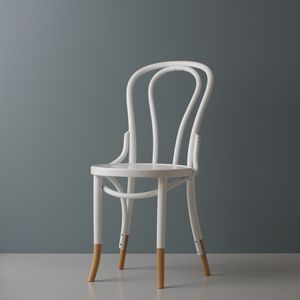 Bentwood Two Tone Dining Chair - chairs