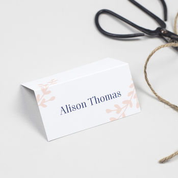 Hannah Wedding Place Cards