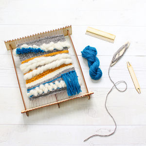 Pop Up Weaving Loom - knitting kits