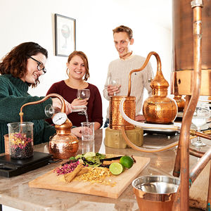 Make Your Own Gin Experience Day - last minute christmas gifts