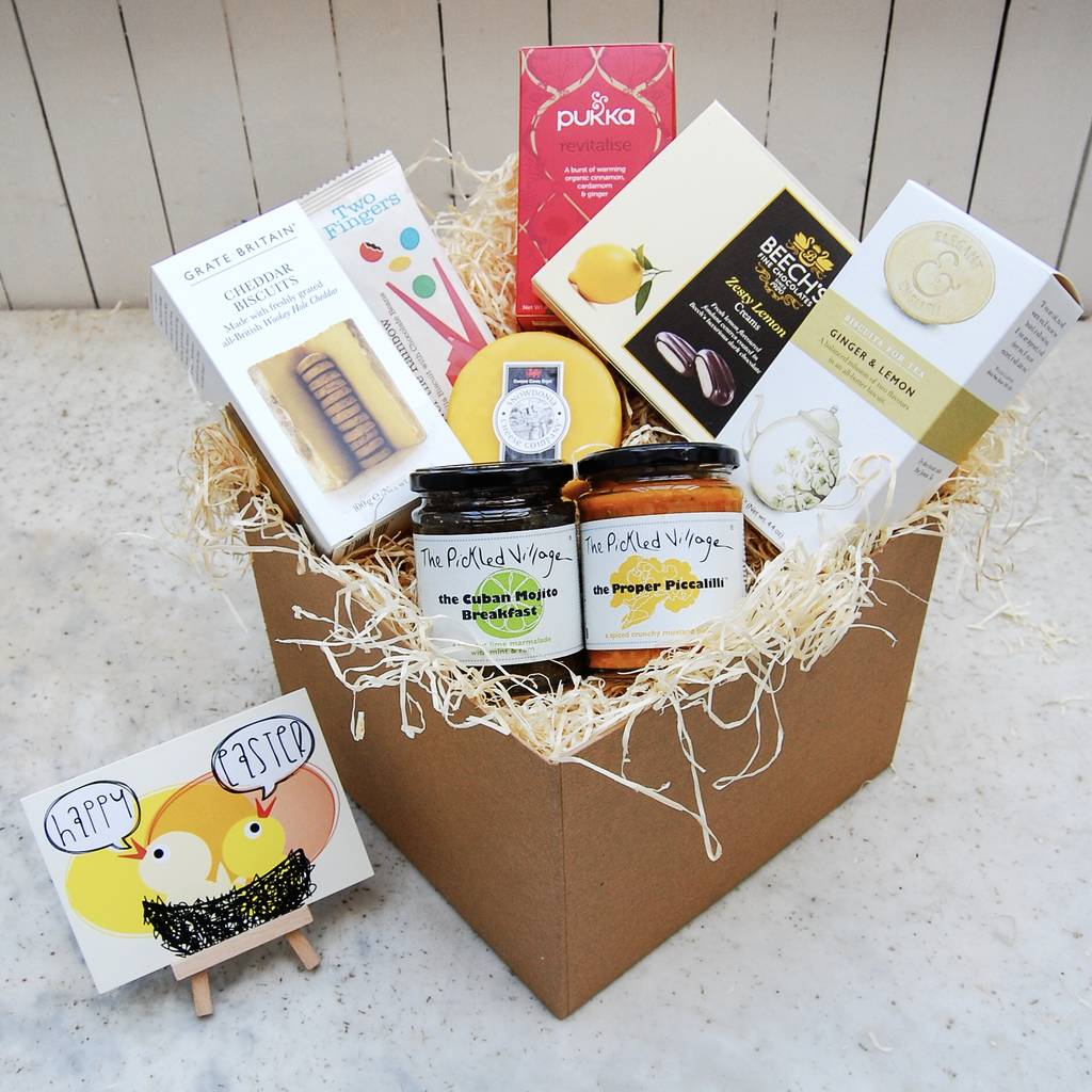 Happy Easter Luxury Hamper