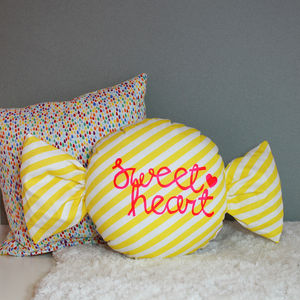 Sweetie Cushion - living room