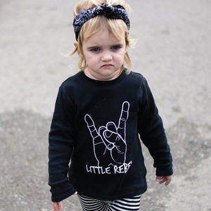Little Rebel T Shirt