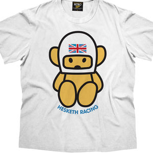 Official Hesketh Racing T Shirt