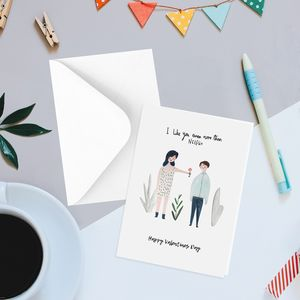 Funny Couples Birthday Card