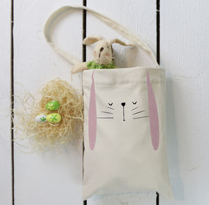 Easter Bunny Bag - easter gifts for children