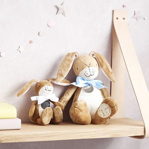 Personalised Nutbrown Hare - soft toys & dolls