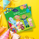 In The Night Garden: Birthday Party Personalised Book