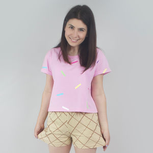 Ice Cream Pyjamas - lingerie & nightwear