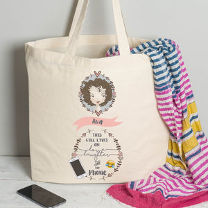 Personalised Tote Bag For Teenagers - shopper bags