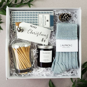 Cosy Christmas - candles & home fragrance