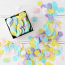 Pastel Multi Colour Party Confetti In A Box