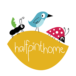 Half Pint Home Logo
