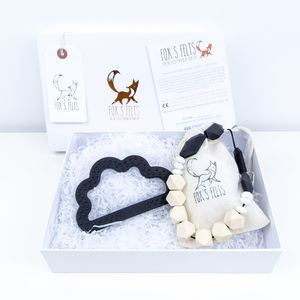 Mumma And Me Black Cloud Gift Set - gift sets