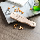 Personalised Best Dad In The World Bottle Opener
