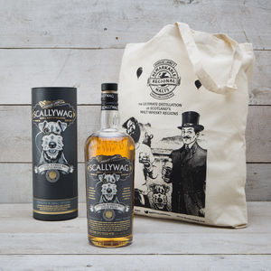 Scallywag Scotch Whisky - whisky