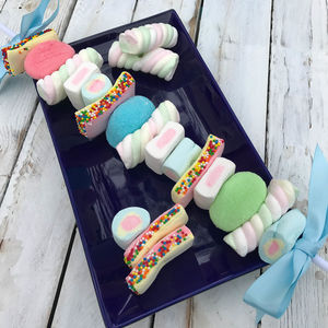 Mallow Kebab - chocolates & confectionery