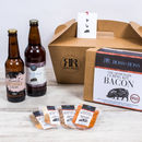 Spicy Beer And Bacon Gift Box