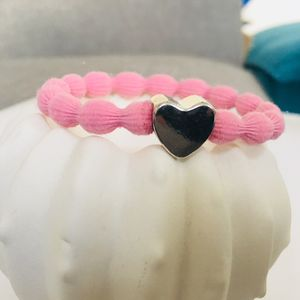 Heart Bracelet And Hairband Gift For Her