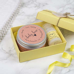 Yummy Mummy And Baby Pampering Gift Box