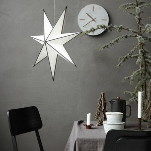 Hanging Star Decoration - home accessories