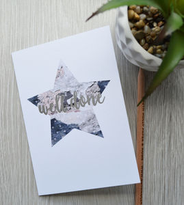 *New* Well Done Card