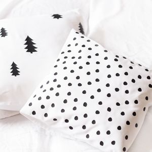 Cushion Dalmatian Dots - decorative accessories