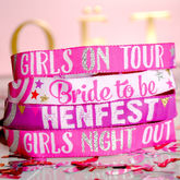 Hen Party Vip Wristbands - weddings