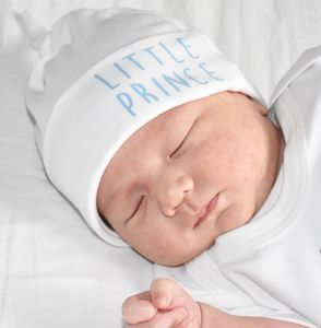 Little Prince Baby Hat