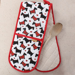 Scotties Double Oven Mitt