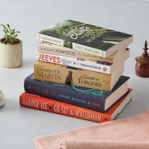 Bespoke Book Subscription - book-lover