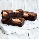 Easter Special! Cadbury's Creme Egg Chocolate Brownies
