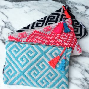 Boho Travel Make Up Bag - new in health & beauty