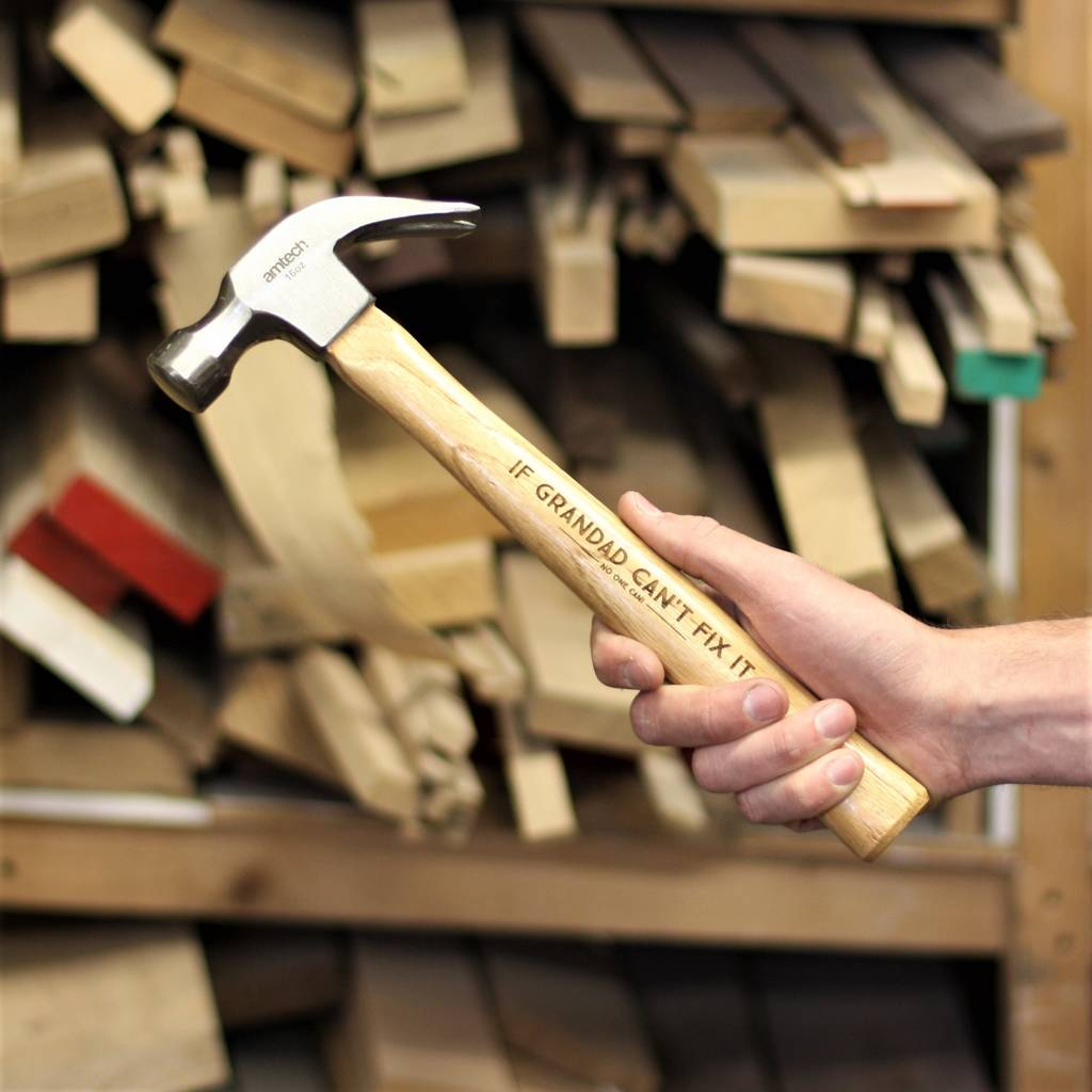 Personalised Hammer