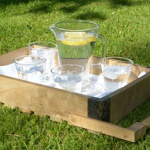 Al Fresco Mango Wood Serving Tray