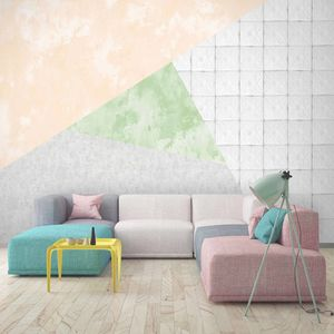 Geo Wallpaper By Woodchip And Magnolia - new lines added