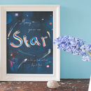 Mummy You're Our Star Print For A Mother