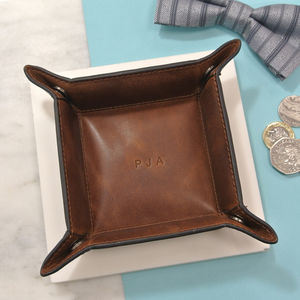 Personalised Vintage Coin Tray