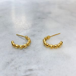 Vincent Small Hoop Earrings - what's new
