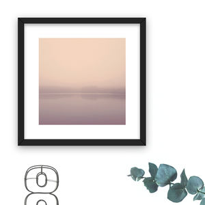 'River Mist' Mini Photographic Print - gallery wall edit