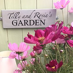 Personalised House & Garden